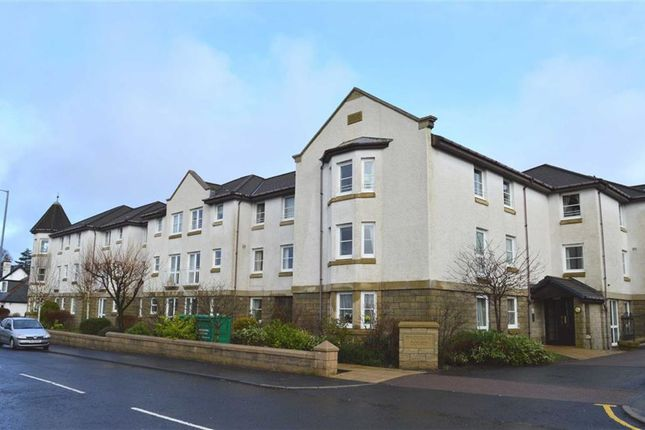 Thumbnail Flat for sale in Woodrow Court, Port Glasgow Road, Kilmacolm