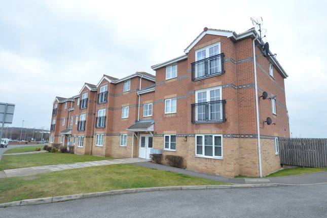 Thumbnail Flat to rent in Carlton Court, Barnsley