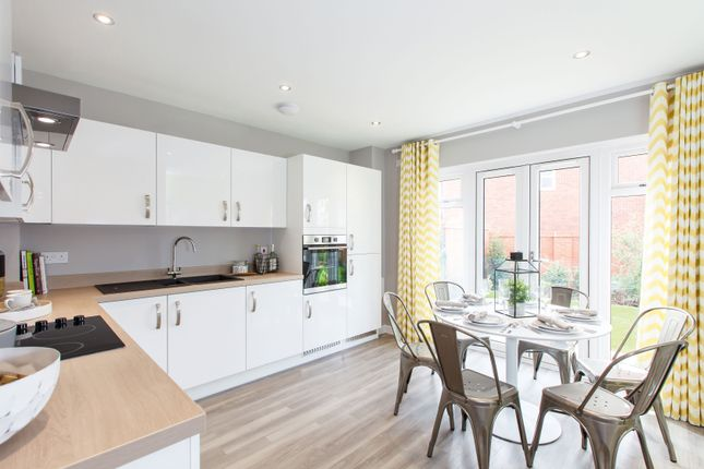 """Thumbnail End terrace house for sale in """"The Loddon"""" at Deardon Way, Shinfield, Reading"""