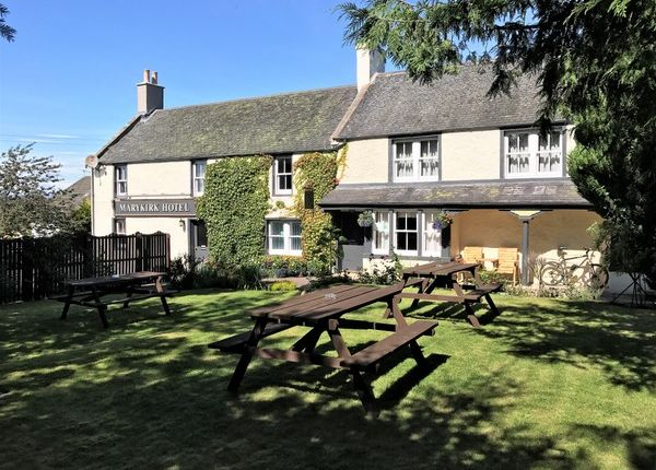 Thumbnail Hotel/guest house for sale in Main Street, Marykirk, Laurencekirk, Aberdeenshire