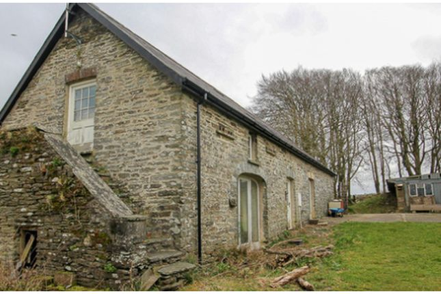 Thumbnail Barn conversion for sale in Bridell, Cardigan