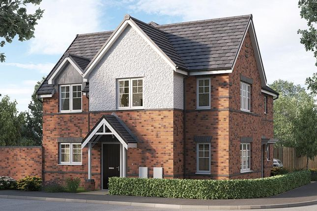 """Thumbnail Semi-detached house for sale in """"The Easton Semi"""" at Leger Way, Intake, Doncaster"""