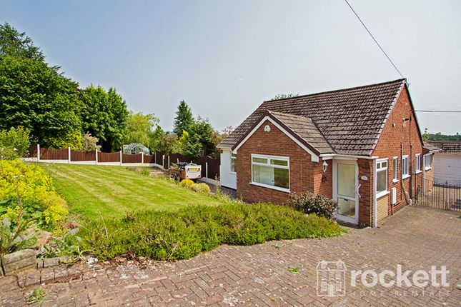 Thumbnail Detached bungalow to rent in Allerton Road, Trentham, Stoke-On-Trent
