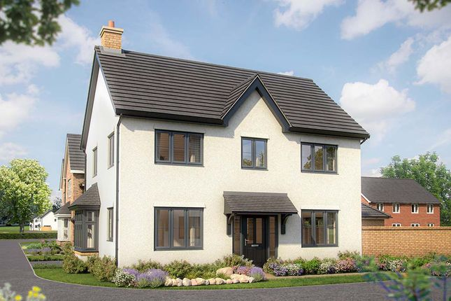 """4 bed detached house for sale in """"The Phoenix Range -Chestnut"""" at Gidding Road, Sawtry, Huntingdon PE28"""