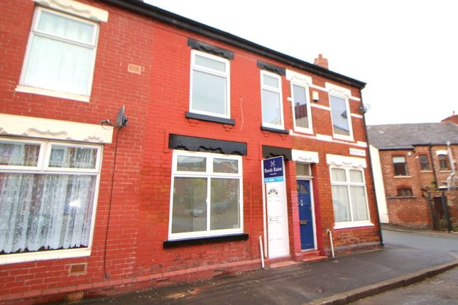 Thumbnail Terraced house for sale in Beatrice Avenue, Debdale, Manchester