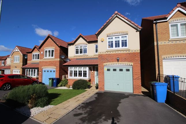 Thumbnail Detached house for sale in Hesley Road, Harworth, Doncaster