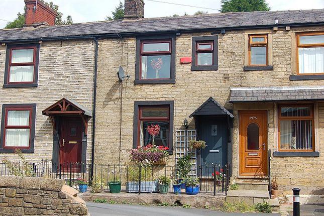 Thumbnail Terraced house for sale in Huddersfield Road, Lees, Oldham