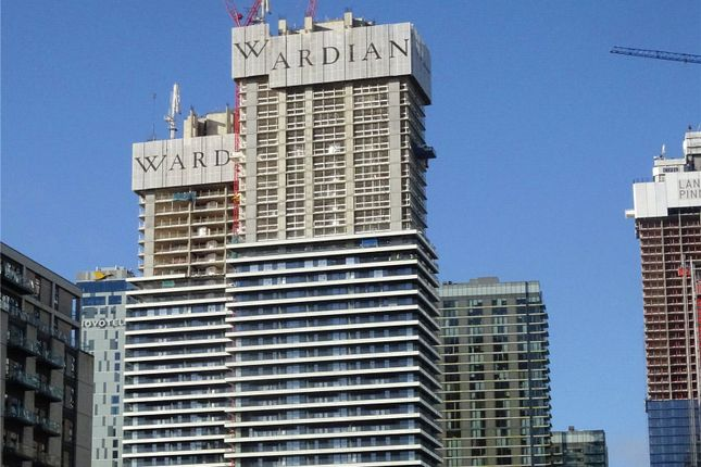 Thumbnail Flat for sale in Wardian, East Tower, Canary Wharf