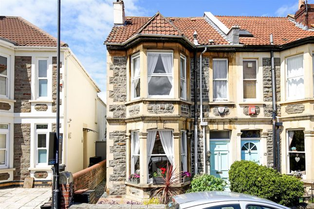 Thumbnail End terrace house for sale in Seymour Road, Bishopston, Bristol