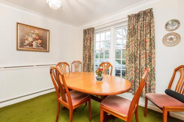 Dining Room of Camberley, Surrey, United Kingdom GU15