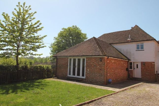 Thumbnail Detached house to rent in Jarvis Lane, Goudhurst, Kent