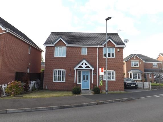 Thumbnail Detached house for sale in Blakehill Drive, Great Sankey, Warrington, Cheshire