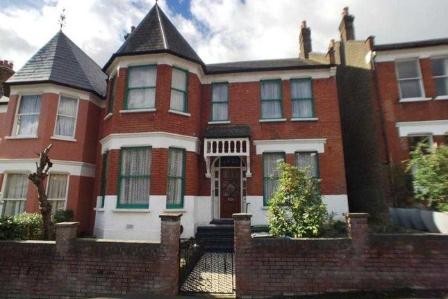 Thumbnail End terrace house for sale in Stapleton Hall Road, London