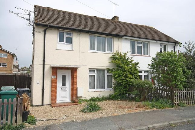 Thumbnail Flat for sale in Heston Road, Redhill