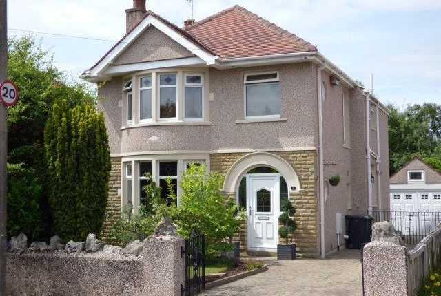 Thumbnail Detached house for sale in Seymour Avenue, Heysham