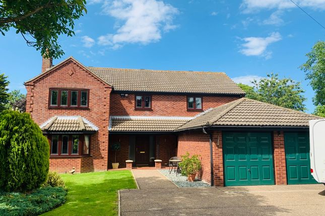 Thumbnail Detached house for sale in Rollesby Road, Fleggburgh, Great Yarmouth
