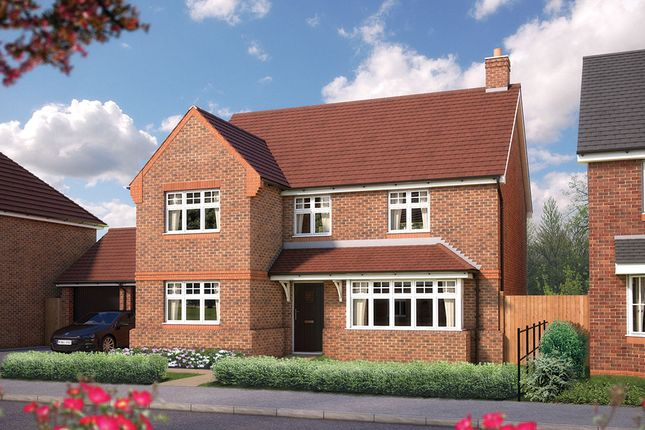 """Thumbnail Detached house for sale in """"The Inkberrow"""" at Withybed Lane, Inkberrow, Worcester"""