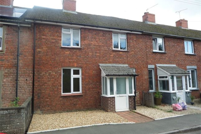 Thumbnail Terraced house to rent in Seaview, Sudbrook, Caldicot, Monmouthshire