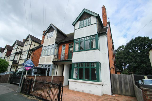 Thumbnail Semi-detached house to rent in Gordon Road, Camberley