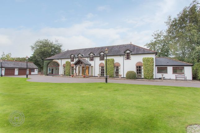 Thumbnail Detached house for sale in Bury & Rochdale Old Road, Birtle
