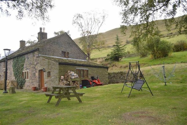 Thumbnail Cottage for sale in Chapel Road, Hayfield, High Peak