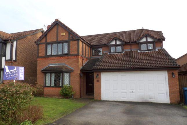 Thumbnail Detached house to rent in Brockhole Close, West Bridgford, Nottingham
