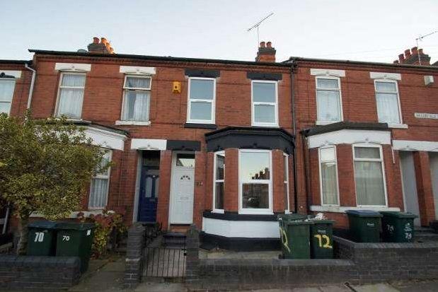 Terraced house in  Broomfield Road  Earlsdon  Coventry  Birmingham