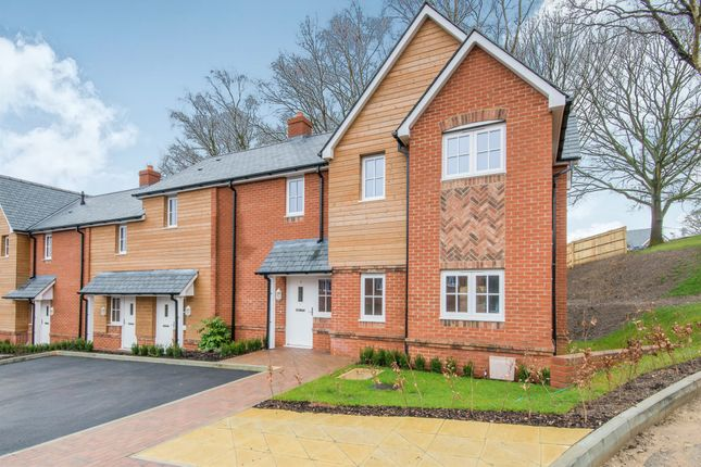 Thumbnail Flat for sale in Telegraph Heights, West End, Southampton