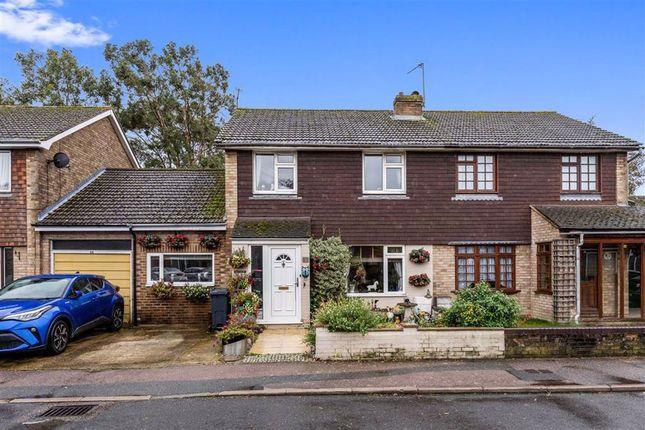 Semi-detached house for sale in Riversdale Road, Ashford, Kent