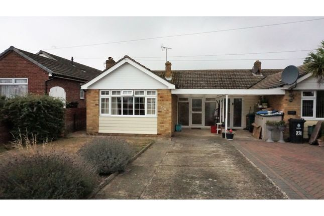 Front View of London Road, Clacton-On-Sea CO15