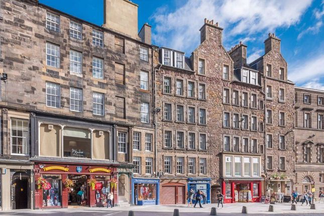 High Street, Old Town EH1