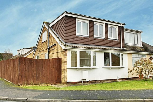 Thumbnail Property to rent in Homestead Road, Thorngumbald, Hull