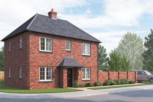 "Thumbnail Detached house for sale in ""The Dalton"" at Russell Drive, Wollaton, Nottingham"