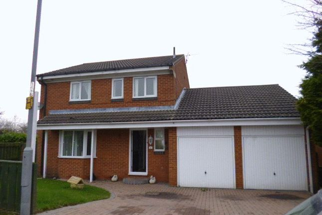 Thumbnail Detached house for sale in Beckett Close, Etherley Dene, Bishop Auckland