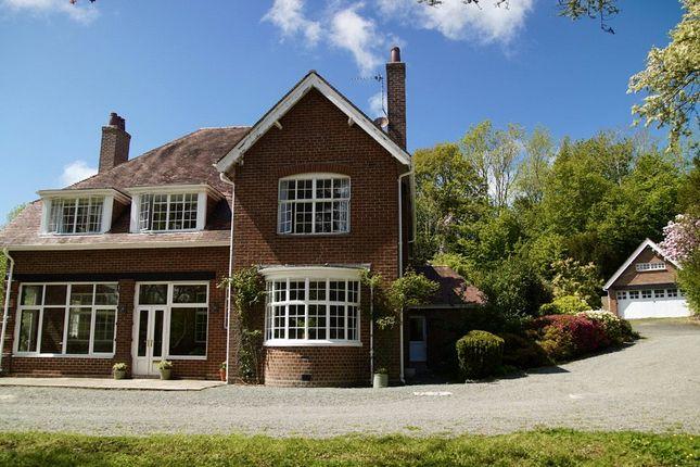 Thumbnail Property for sale in Bryn Derw, Llanbadarn Fawr, Aberystwyth, Sir Ceredigion
