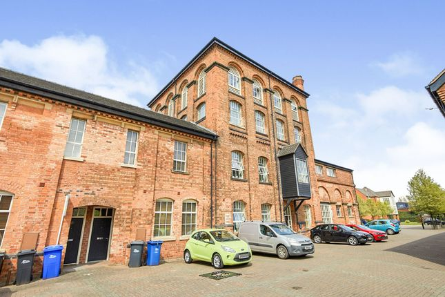 Thumbnail Penthouse for sale in Tiger Court, Burton-On-Trent