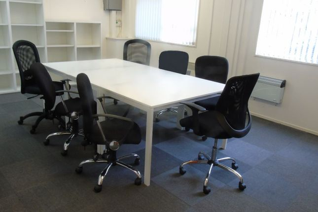 Office to let in Tiber Street, Liverpool