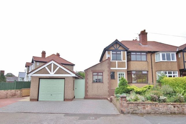 Exterior of Castle Drive, Heswall, Wirral CH60