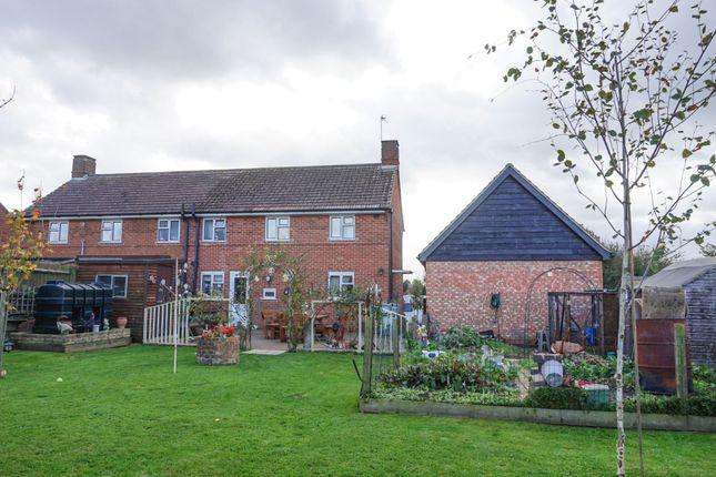 Rear View of Lawn House Lane, Edgcott HP18