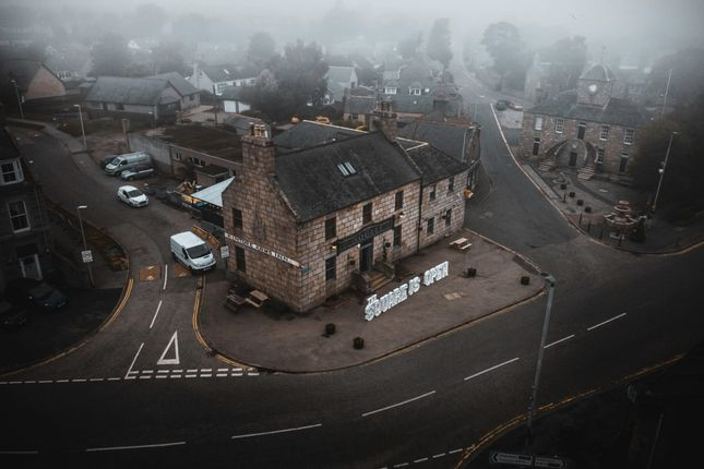 Thumbnail Pub/bar for sale in Inverurie, Aberdeenshire
