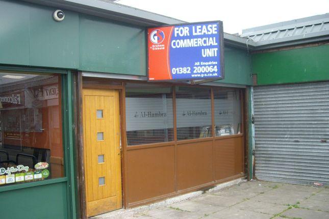 Thumbnail Retail premises to let in Unit 2 Happyhillock Road, Dundee