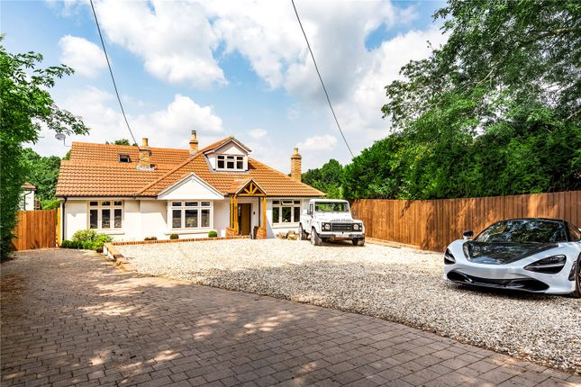 Thumbnail Bungalow for sale in Upper Widhill Lane, Blunsdon