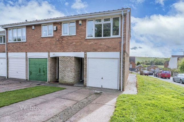 1 bed flat for sale in Longacres, Hednesford, Cannock WS12