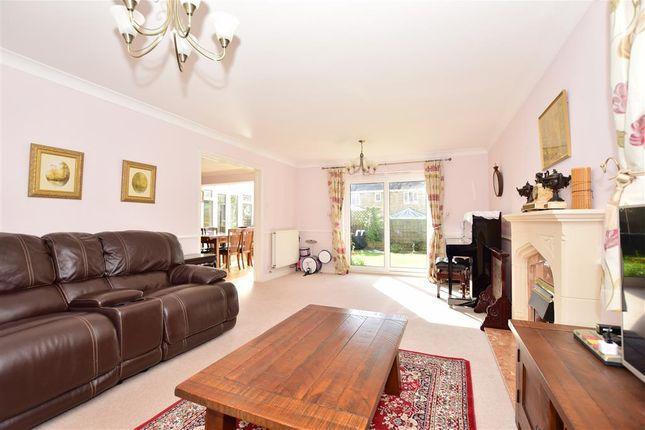 Thumbnail Detached house for sale in John Newington Close, Kennington, Ashford, Kent