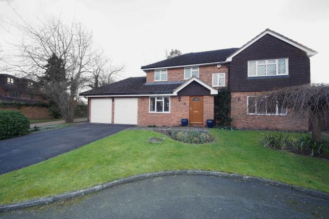 Thumbnail Detached house for sale in Middle Mead, Hook