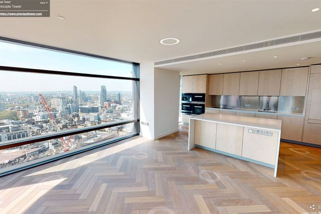 Thumbnail Flat for sale in Principal Tower, 2 Principal Place, Worship Street