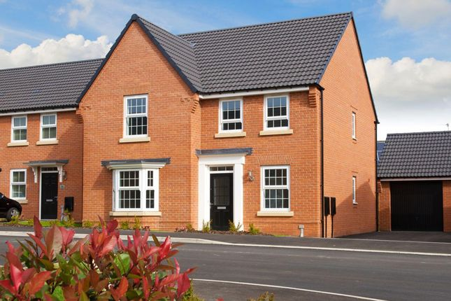 "Thumbnail Detached house for sale in ""Holden"" at Mount Street, Barrowby Road, Grantham"