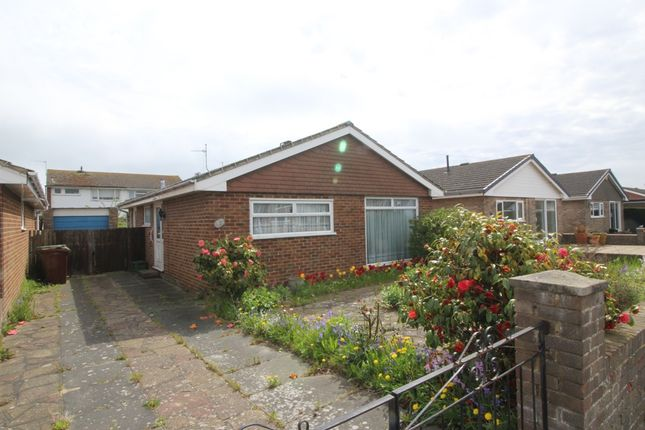Thumbnail Detached bungalow for sale in Cunningham Drive, Langney Point, Eastbourne