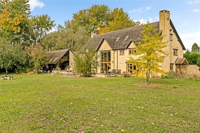 Thumbnail Detached house for sale in Bullockspits Lane, Longworth, Abingdon, Oxfordshire