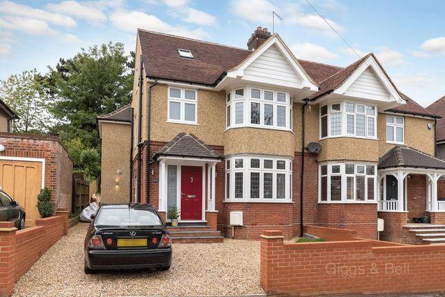 Thumbnail Semi-detached house for sale in Cutenhoe Road, South Luton, Luton